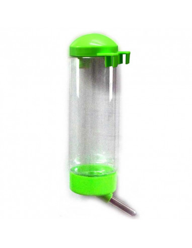 Pawzone Blue Water Bottle for Small Animal Cages