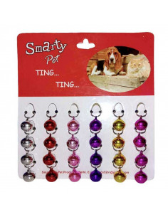Smarty Pet Collar Bell for Dogs and Cats Large - 2 bells
