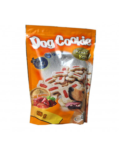 Dog Cookie Liver@500gm