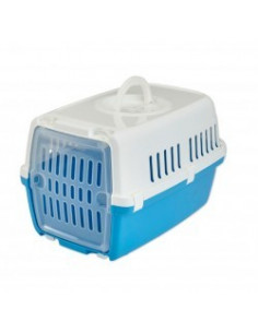 Savic Trotter 3 Pet Carrier Atlantic Blue 24x16x15 inches