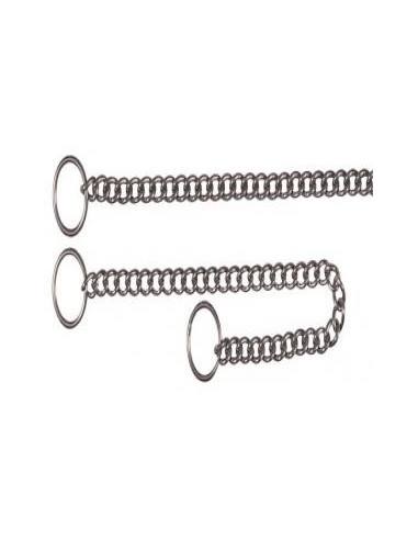 "Trixie Choke chain, stainless steel, 25""/2.5 mm"