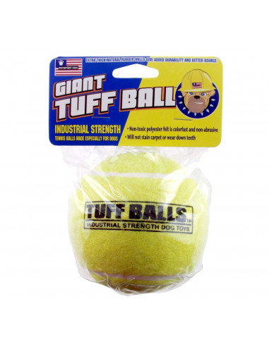 Petsport Tuff Ball Squeak Giant