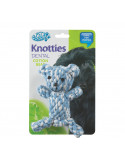 Pet Brands Knotty Teady Bear