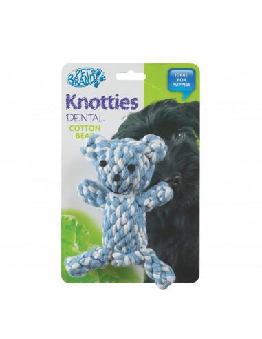 Pet Brands Knotty Teady Bear
