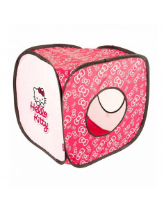 Pet Brands Hello Kitty Catnip Playing Cube