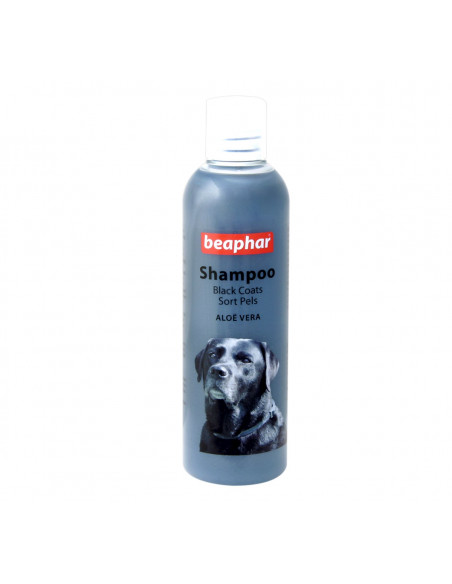 Beapher Shampoo Black Coats Sort Pels-250 ml