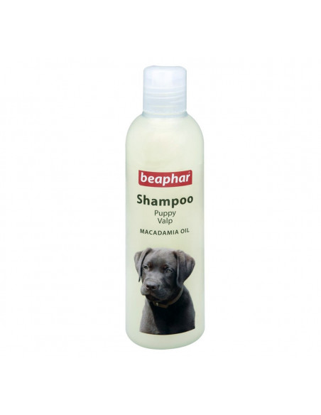 Beaphar Macadamia Oil Puppy Shampoo, 250ml