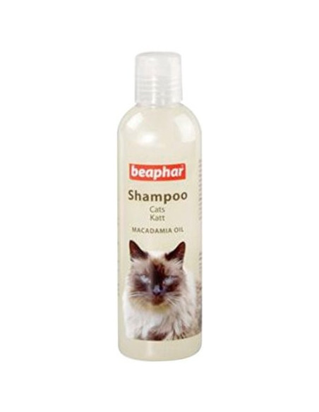Beaphar Cat Shampoo Macadamia Oil, 250 ml