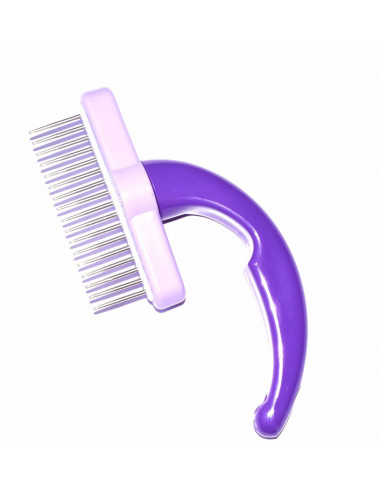 Pawzone Curved Brush