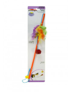 PETSTAGES POUNCE N PLAY CAT TOY