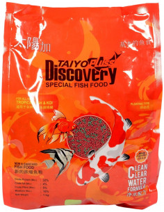 AQUARIUM FEED TAIYO PLUS DISCOVARY SPECIAL FISH FOOD