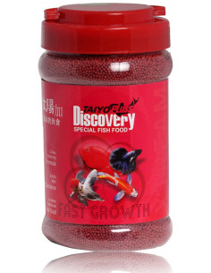 Taiyo Pluss Discovery Xtream Fast Growth Fish Food, 330gm