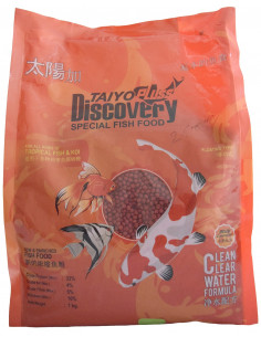 AQUARIUM FEED TAIYO PLUS DISCOVARY SPECIAL FISH FOOD 2.5mm(1kg)