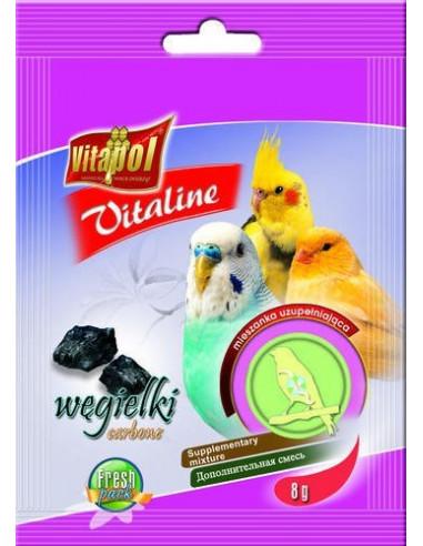 Vitapol Vitaline Charcoal For Bird, 8 Gm