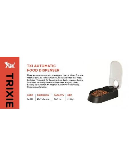 Trixie X1 Automatic Food Dispenser