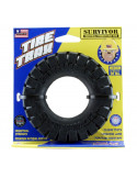 PetSport USA Survivor Tire Trax Dog Toy