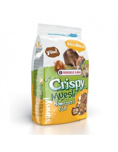 Versele - Laga Crispy Muesli - Hamsters & Co