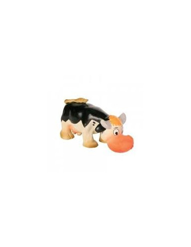 Latex Cow Squeeze Toy For Dogs