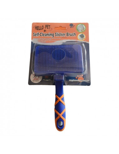 Self- Cleaning Slicker Brush