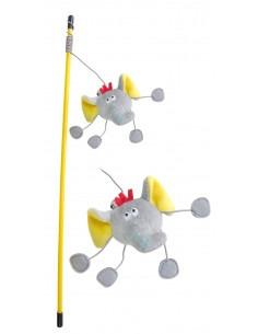 Elephant Wand Playing Rod Toy