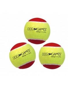 Outward Hound Tennis Balls 3 Pk, Medium