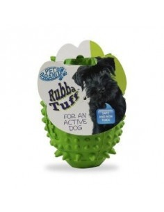 Rubba squeaka rugby ball 11 cm