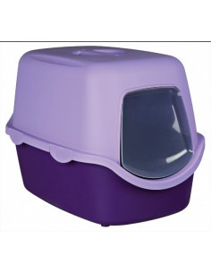 Trixie Vico Cat  Litter Tray With Dome