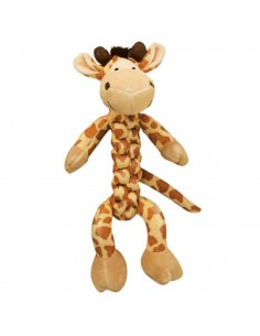 Kong Braidz Girafee Dog Toy