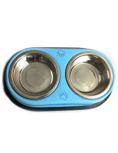 Pets Empire Solid Double Diner Box Set