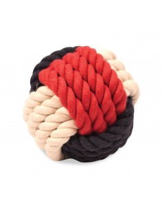 Pet Brands New England Canon Ball Dog Toy