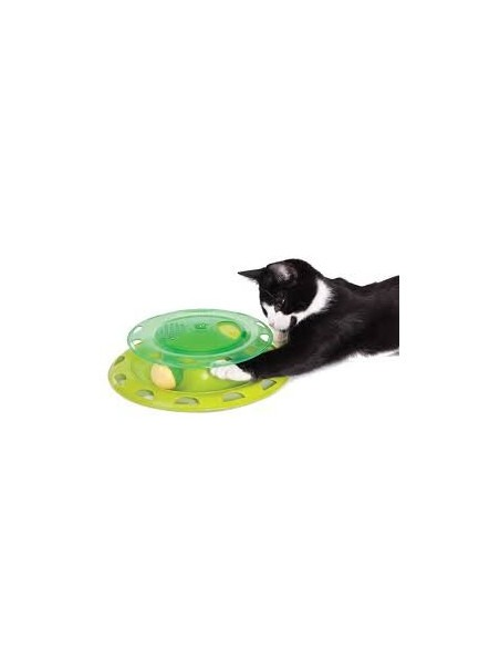 Catnip Chaser, Independent Cat Play Toy