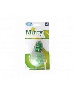 Pet Brand Minty Fresh Rubber Ball Dog Toy
