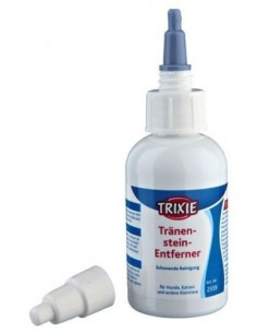 Trixie Tear stain Remover 50ml Gentle Removal of stains caused by watery eyes