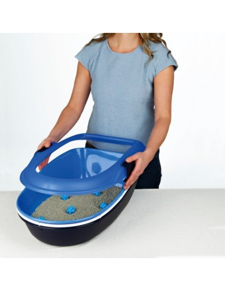 Berto Litter Tray, Three Part, with Separating System
