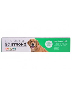 Tea Tree Oil Dentapaste, Toothpaste for Dogs & Cats, 50 g