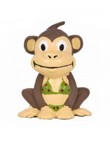 Pet Brands Go Wild Monkey Latex Toy