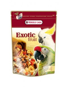 Versele Laga Prestige Premium Parrots Exotic Fruit Mix, 600g