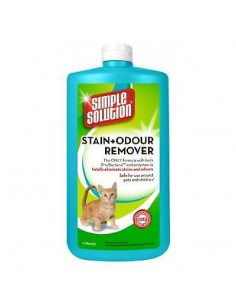 Simple Solution Cat Stain & Odor Remover, 1000 ml