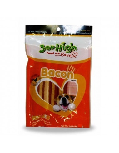 Jerhigh Bacon Stix Dog Chewy Treats