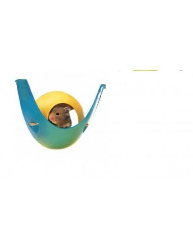 Savic Sputnik Funhouse for Hamsters, 9 inch