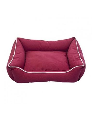 """DGS Lounger Bed 37""""x31"""" Cranberry XL"""