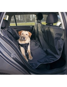 Trixie Car Seat Cover, Black