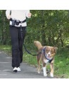 Trixi Dog Activity Waist Belt With Leash for Walking Handsfree