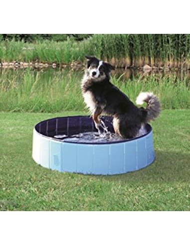 Trixie Dog Pool, Light Blue