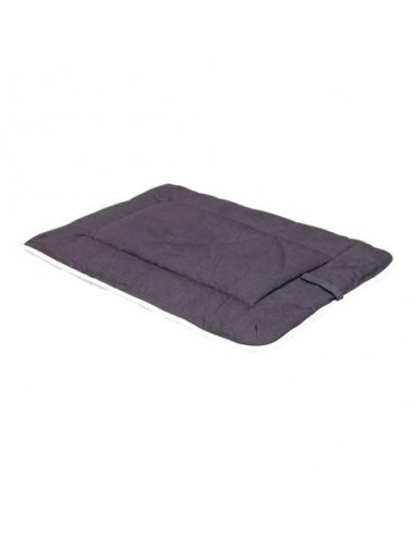 """DGS Crate Pad with Sherpa Top 21""""x30"""" Cranberry M"""