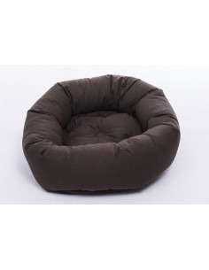 "DGS Donut Bed 35"" Espresso S-M"