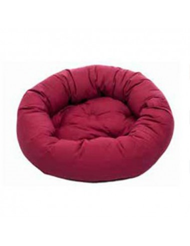 "DGS Donut Bed 35"" Cranberry S-M"