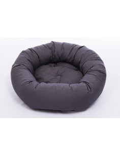"DGS Donut Bed 35"" Pebble Grey S-M"