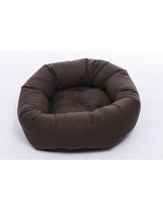 "DGS Donut Bed 42"" Espresso L-XL"