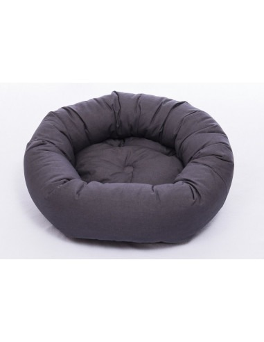 "DGS Donut Bed 42"" Pebble Grey L-XL"